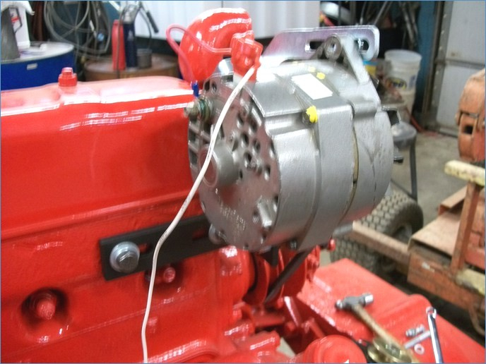 Farmall H 12 Volt Conversion Wiring Diagram Collection ... on