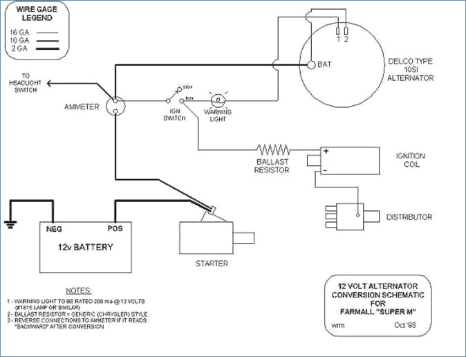 1950 Farmall H Wiring Diagram Diagrams For Dummies. Farmall H 12 Volt Conversion Wiring Diagram Collection Rh Faceitsalon 1948 1942. Wiring. 1940 International Cub Wiring Diagram At Scoala.co