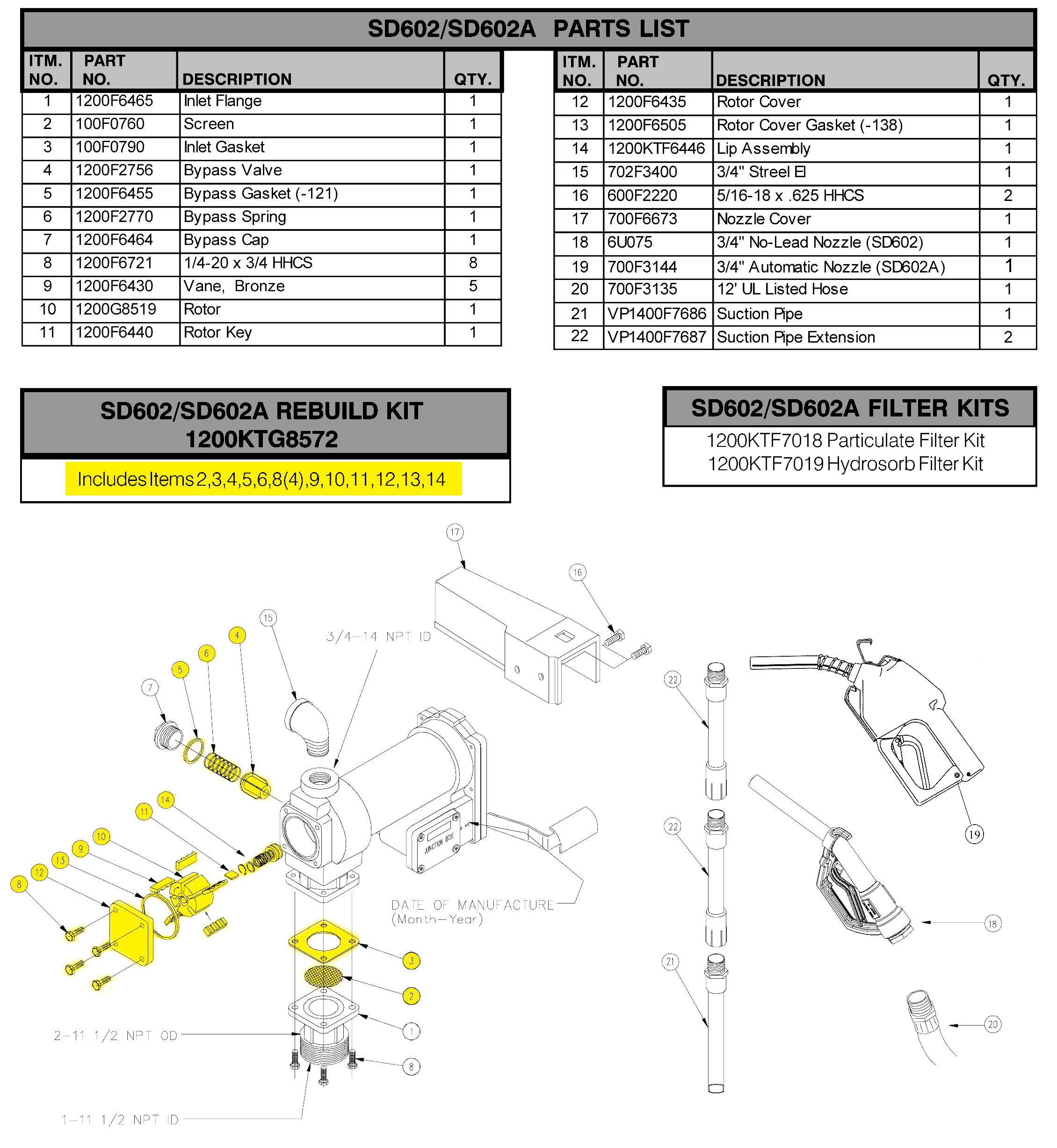 fill rite pump wiring diagram Collection-ponent Tuthill Transfer Pump Wiring Diagram Fill Rite 7-t
