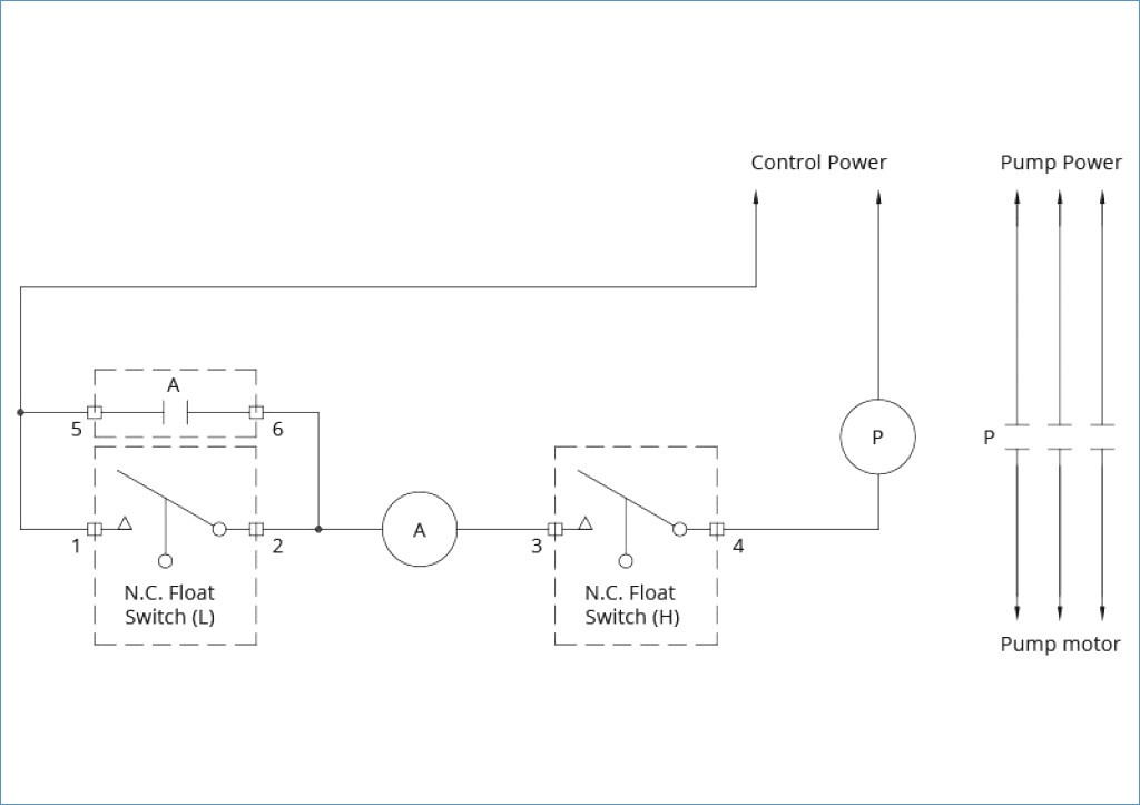 Float Level Switch Wiring Diagram - Wiring Diagram for Sump Pump Switch 15r