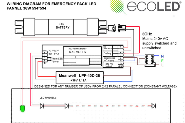 fluorescent light with battery backup wiring diagram Download-Led Tube Light Wiring Diagram Beautiful Generous Exit Light Wiring Diagram Inspiration 9-g