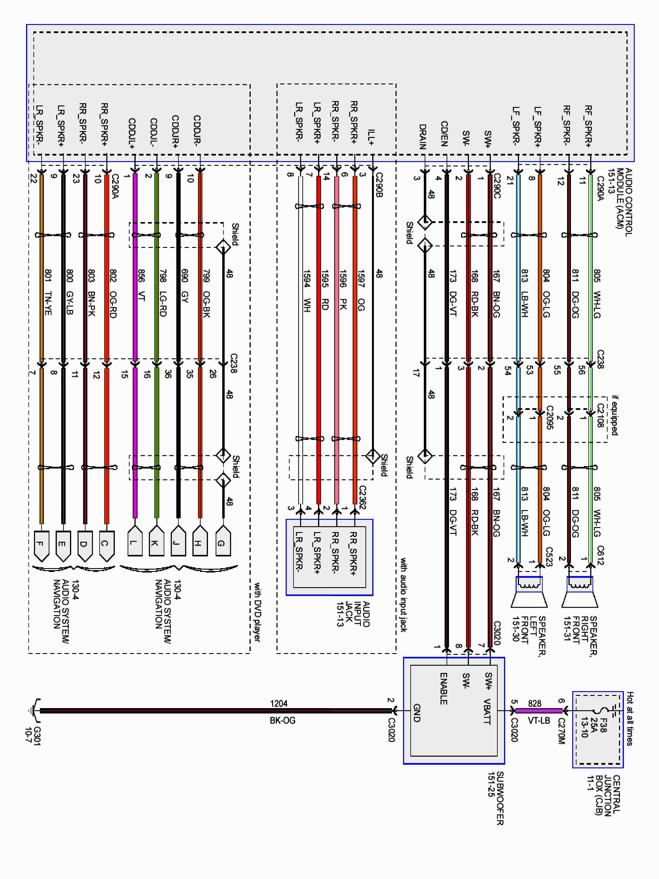 ford econoline radio wiring diagram Collection-Wiring Diagram 2001 Ford E350  Radio F250 For F150. DOWNLOAD. Wiring Diagram ...