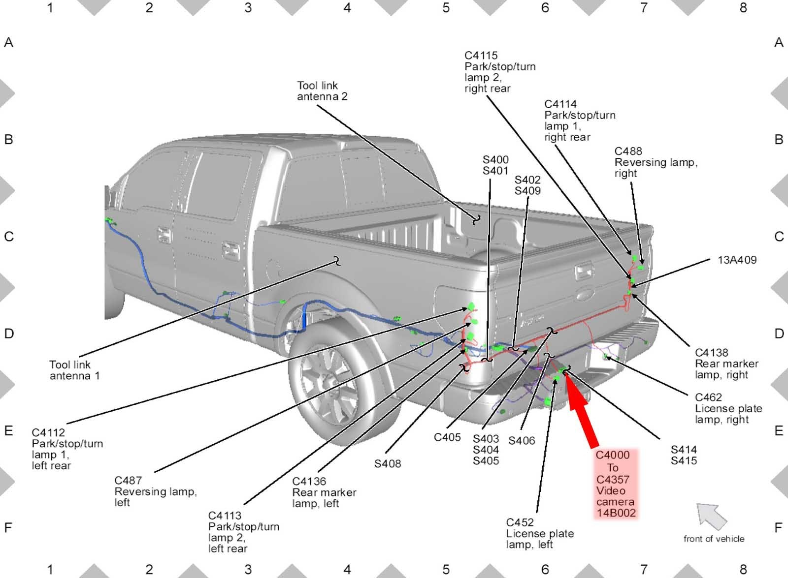 Acura Mdx Backup Camera Wiring Diagram Explained Diagrams Ford F 150 Enthusiast U2022 Tl Pcm