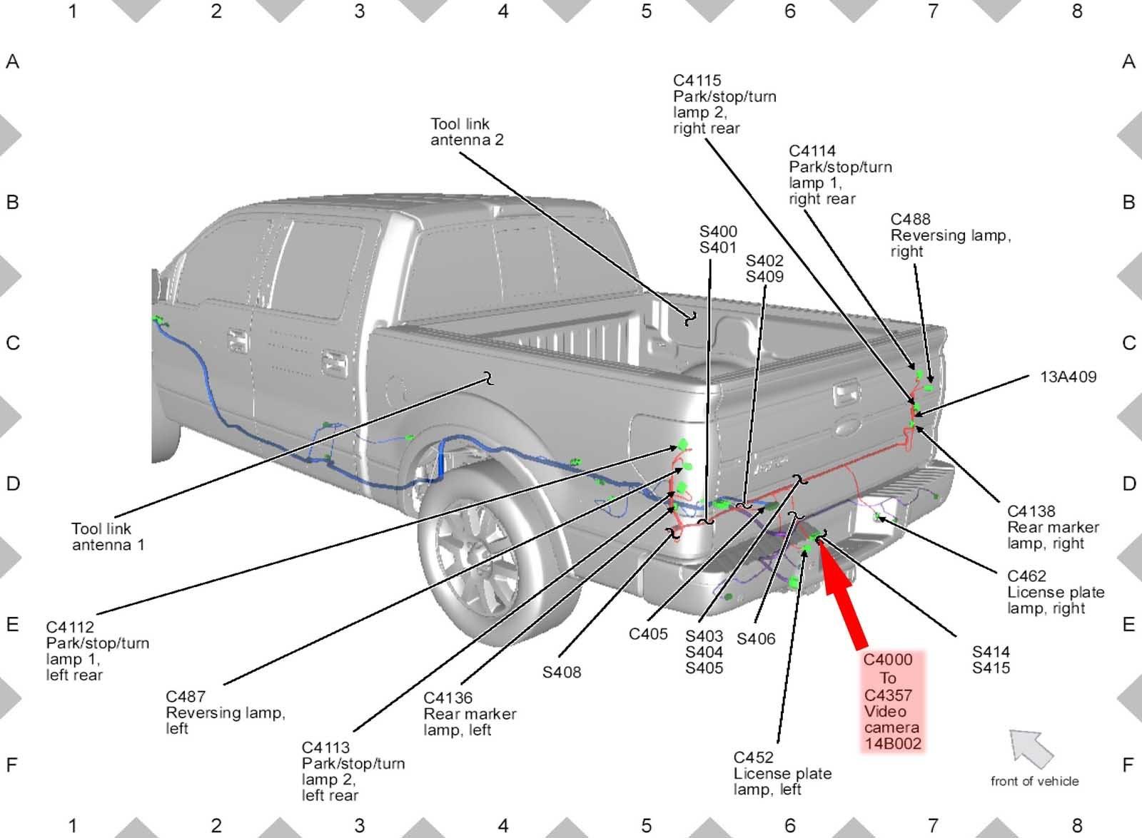 ford f150 backup camera wiring diagram Download-Ford f 150 parts diagram  contemporary f 150. DOWNLOAD. Wiring Diagram ...