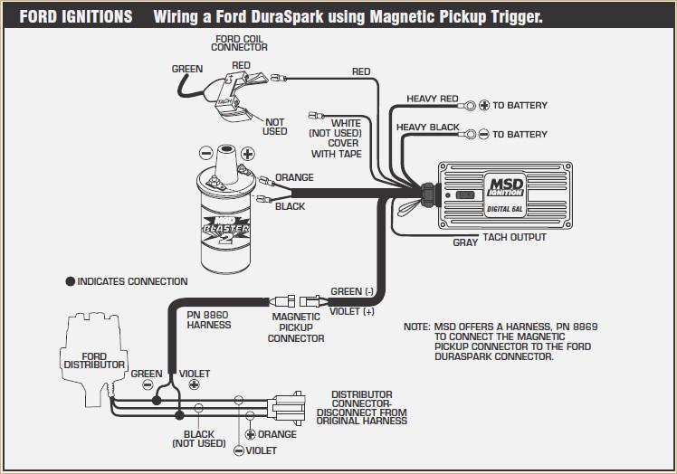 ford tfi wiring diagram Download-Ford Tfi Module Wiring Diagram Best Msd 6al Wiring Diagram ford – Beyondbrewing 5-g