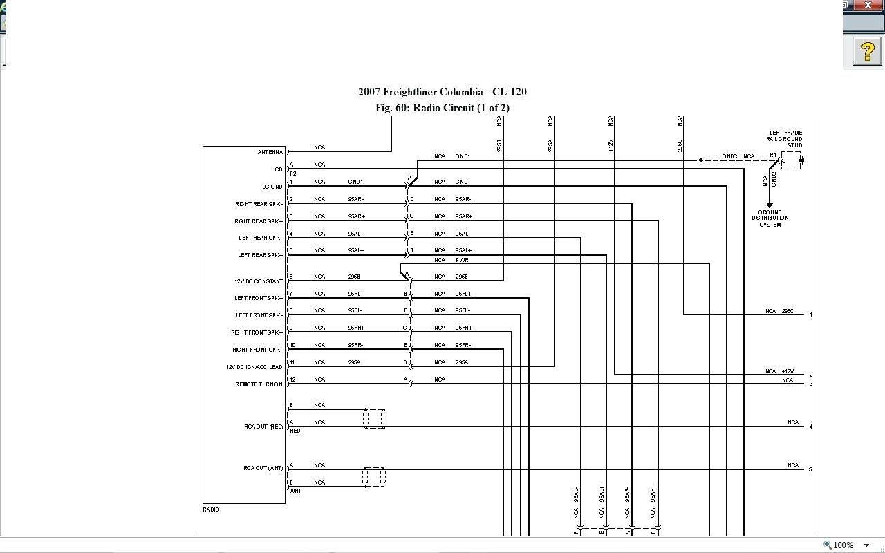 Newmar Cl Rv Wiring Diagram on