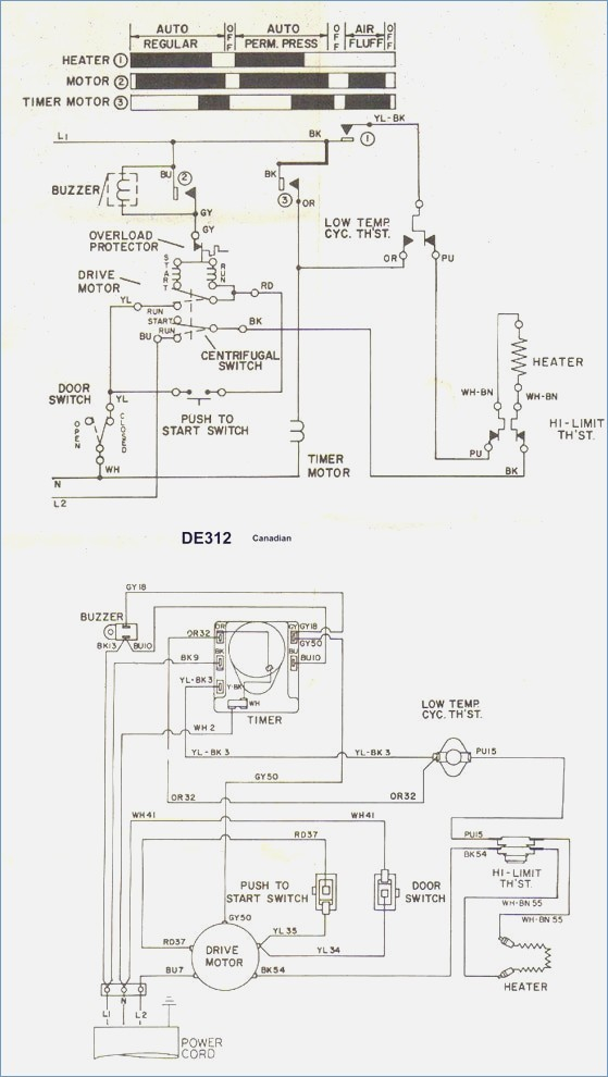 frigidaire affinity dryer wiring diagram wiring diagram and schematics rh rivcas org maytag dryer wiring diagram frigidaire gallery dryer frigidaire dryer wiring schematic wiring rh aerofitness co frigidaire affinity dryer heating element