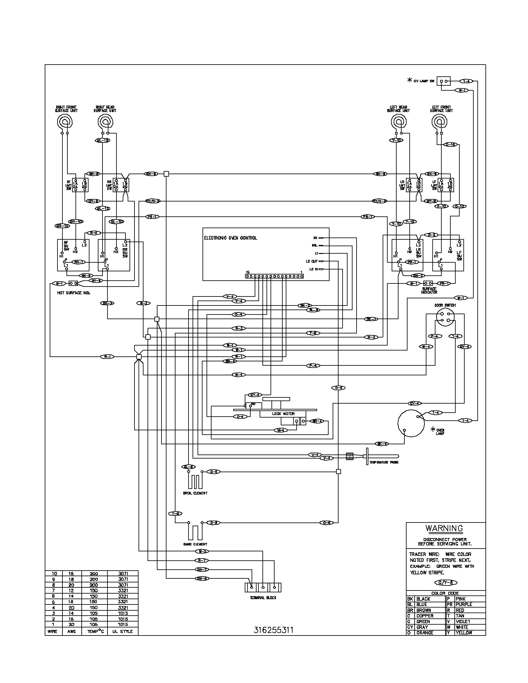 tappan gas oven wiring diagram for wall trusted schematic diagrams u2022 rh sarome co Tappan 36 Inch Gas Range Tappan Gas Stove Repair