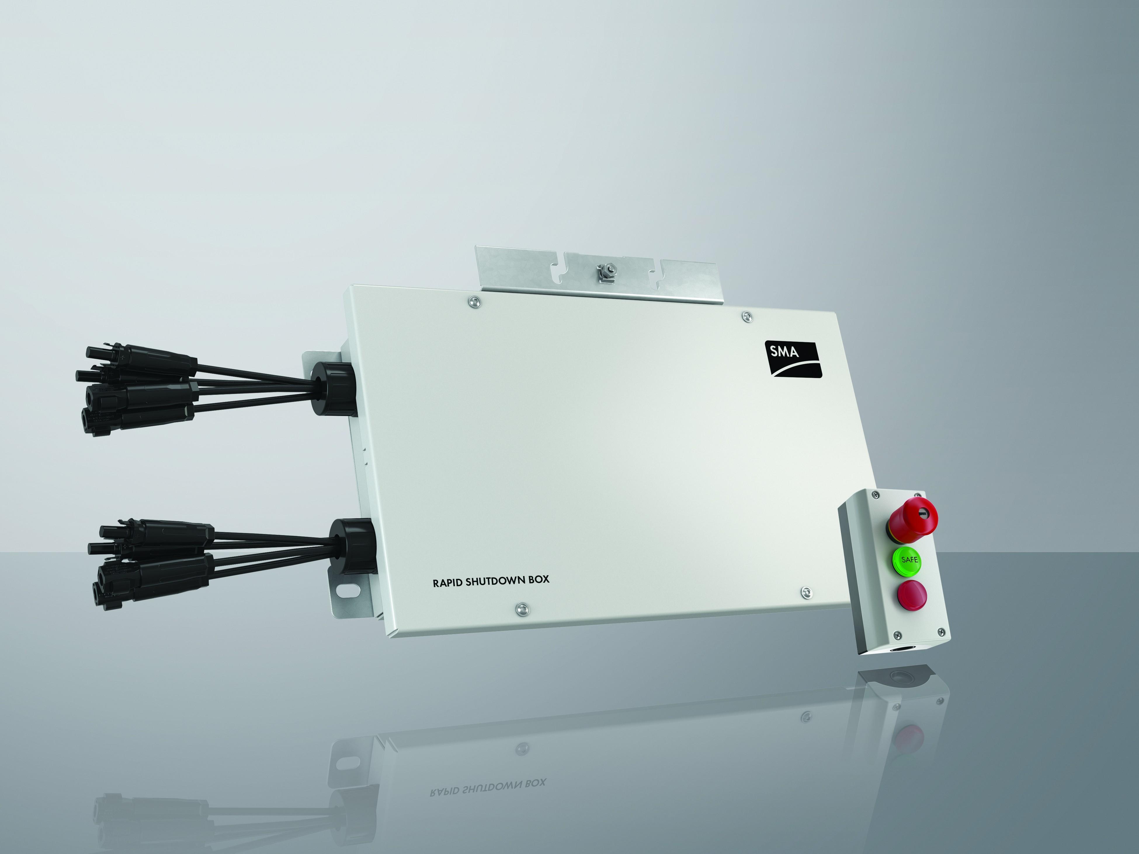 fronius rapid shutdown wiring diagram Collection-Sma Inverter Wiring Diagram Refrence Install Sma S Rapid Shutdown System 1-e