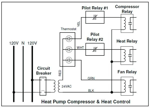 Furnace Fan Relay Wiring Diagram Collection | Wiring Diagram ... on
