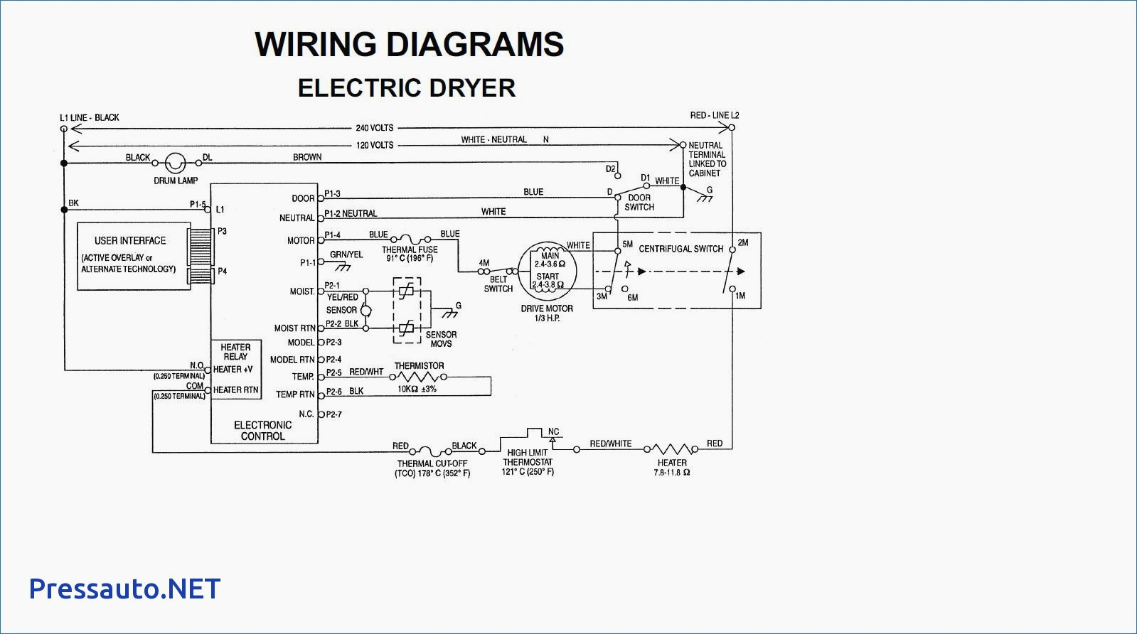 Ge Dryer Start Switch Wiring Diagram Sample Centrifugal Pump Collection Motor With And Download