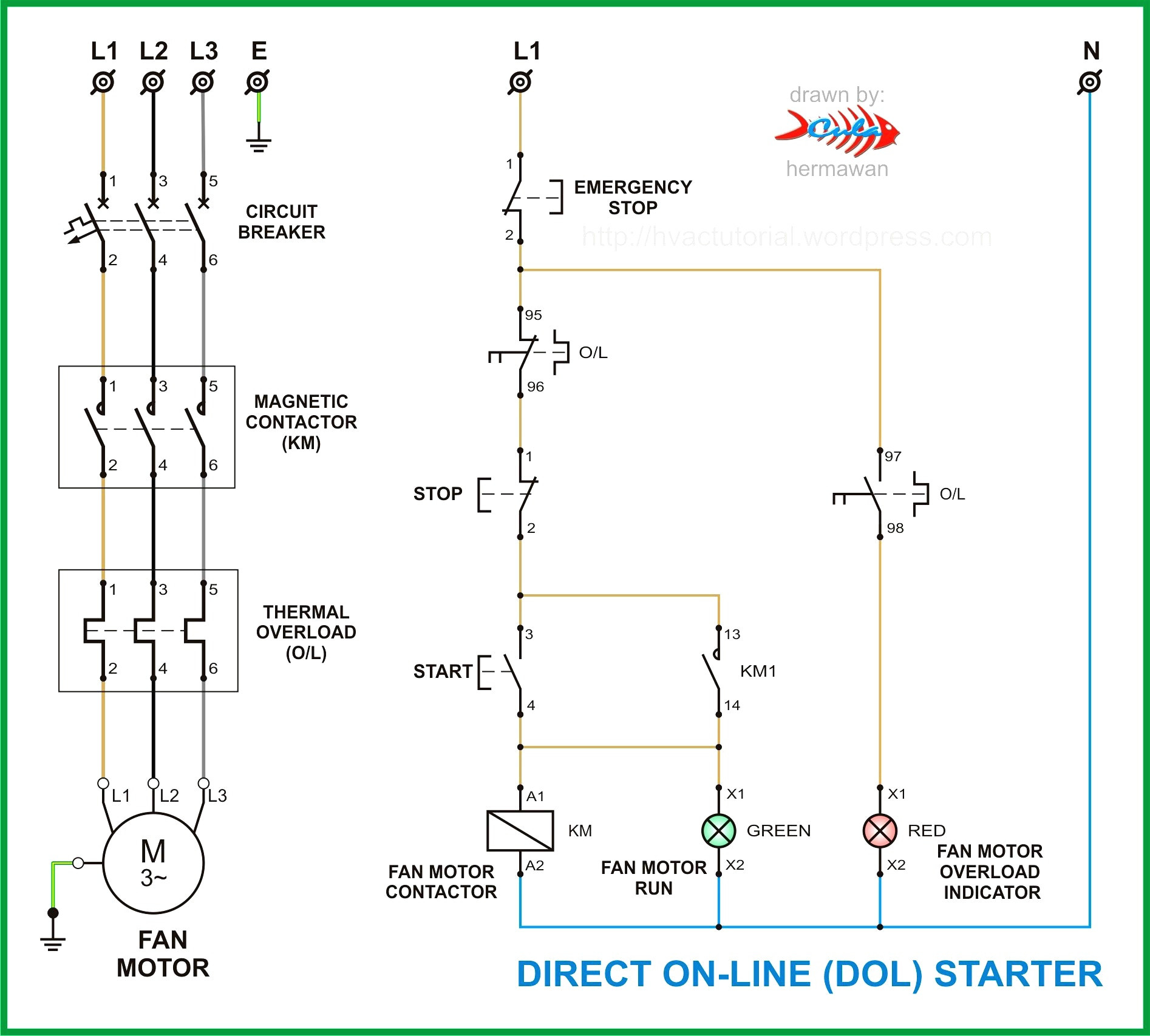 ge motor starter wiring diagram Collection-Breathtaking Ge Motor Starter  Wiring Diagram Contemporary And Reversing