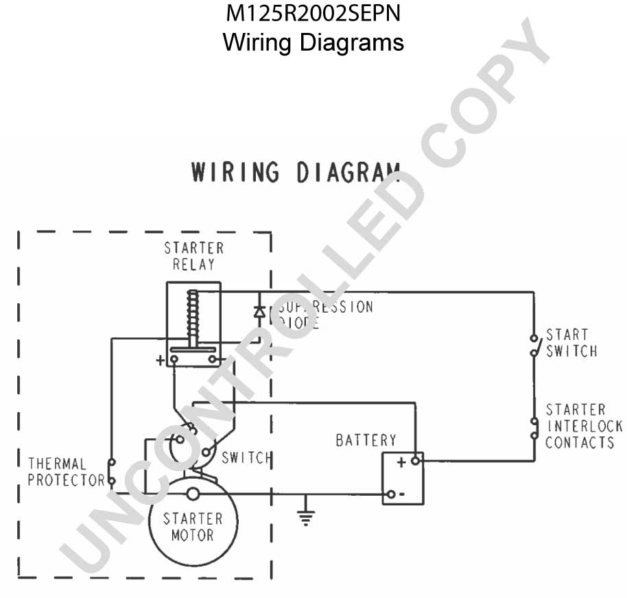 ge motor starter wiring diagram Collection-M125R2002SEPN Wiring Diagram 6-o