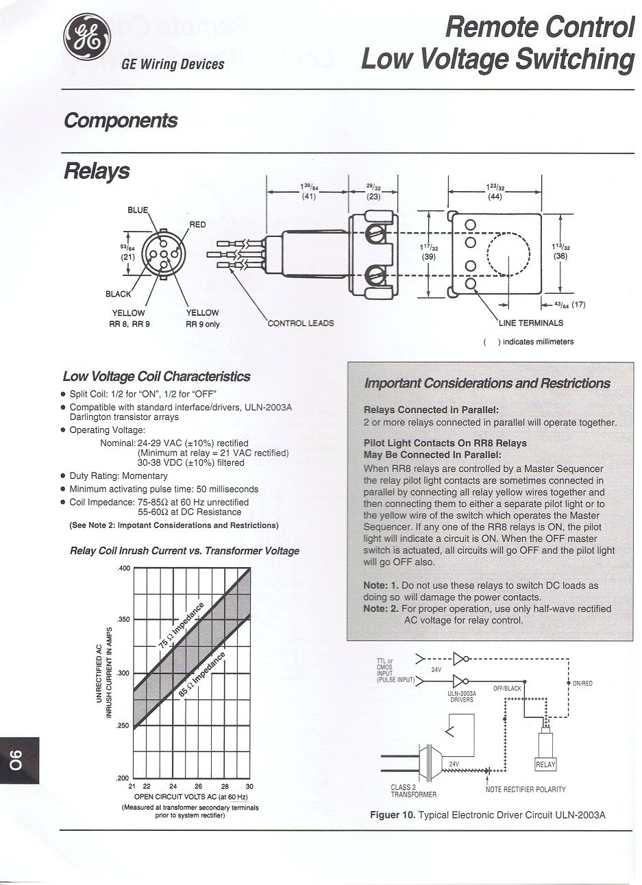 ge rr8 relay wiring diagram Download-free wiring diagram Awesome Ge Rr9  Relay Wiring Diagram. DOWNLOAD. Wiring Diagram ...