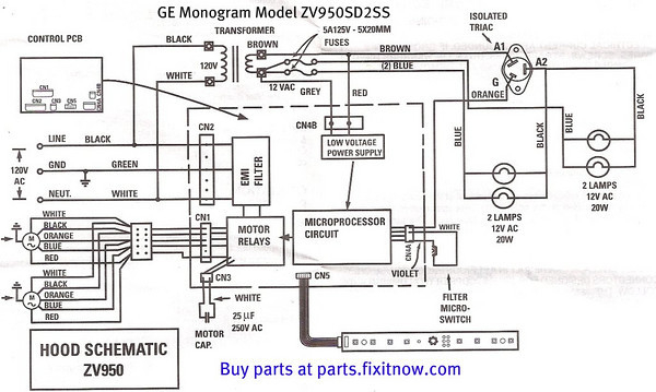 ge side by side refrigerator wiring diagram sample hotpoint range wiring diagram