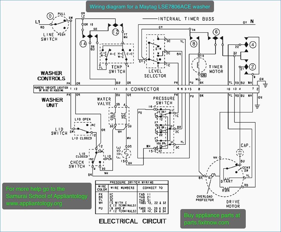 ge washer wiring diagram Download-Ge Washing Machine Parts Diagram Lovely Wiring Schematic Jbp35bobict Ge Gtw680bsjws Washer Wiring Diagram At 7-f