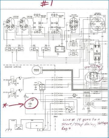 generac gp5500 wiring diagram Collection-Diagram Kw an Generator Remote Start Wiring New Generac Gp5500 13-f