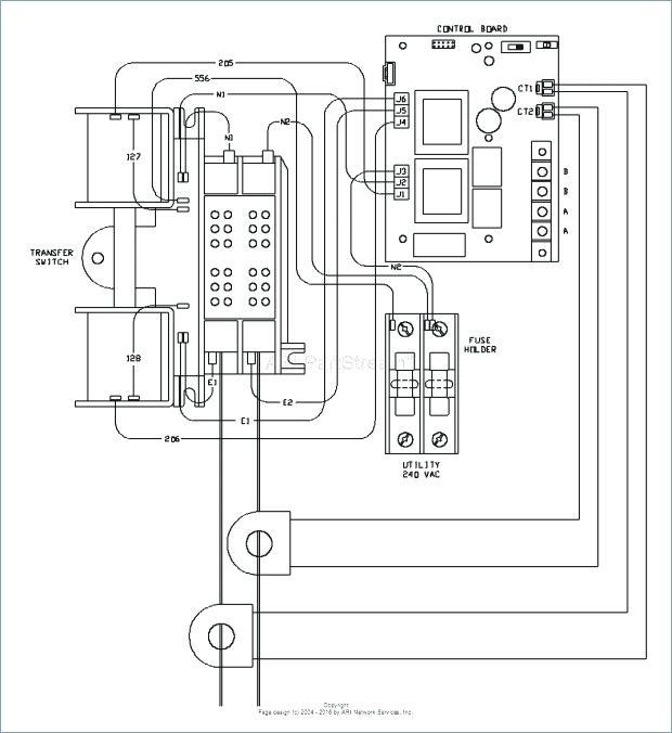 generac gts transfer switch wiring diagram Collection-Wiring Diagram Generac Transfer Switch Automatic How Wire Gts Automatic Transfer Switch Wiring Diagram At 10-r
