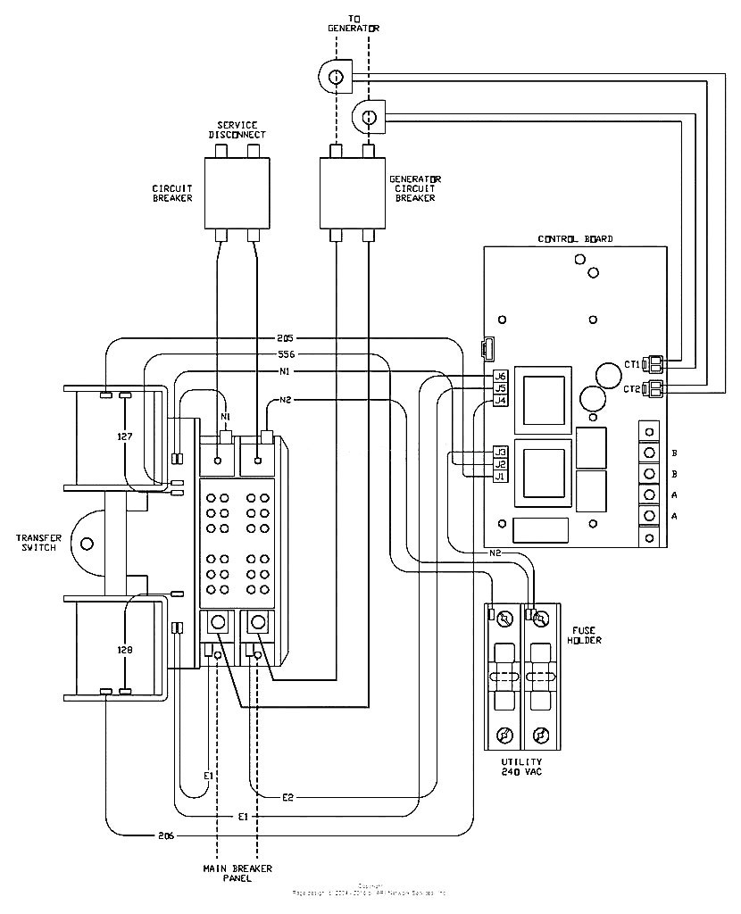 Logic Board Wiring Diagram Kohler Ats Trusted Schematics 5e 3 Position Ignition Switch Collection