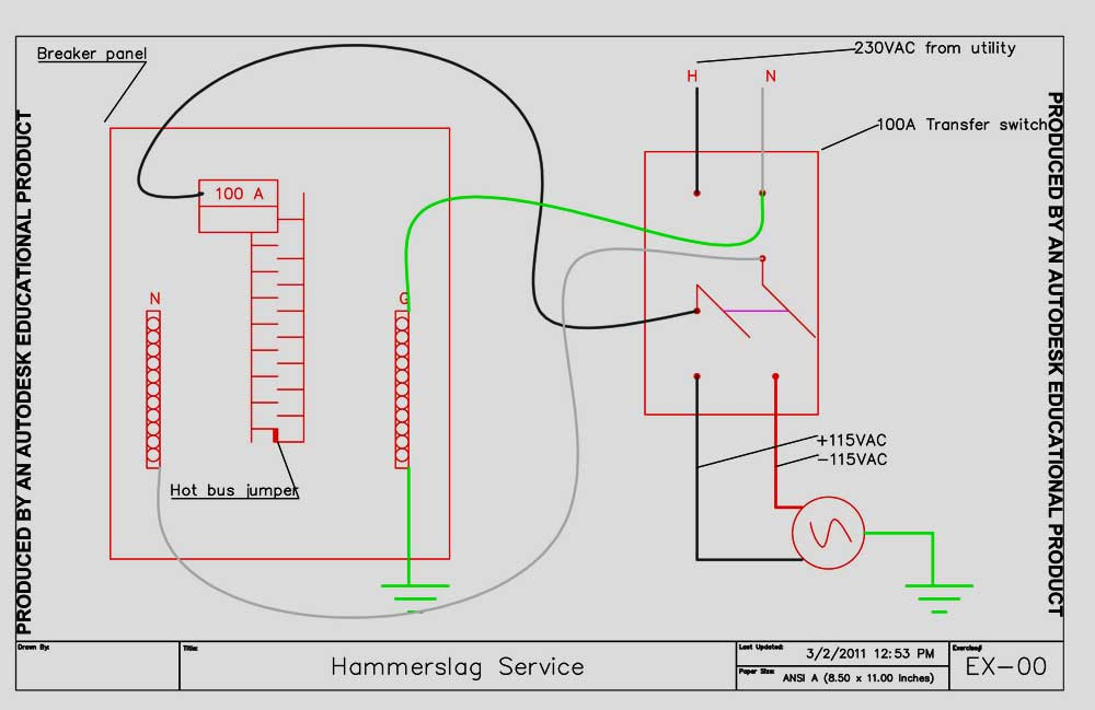 generator inlet box wiring diagram Download-How to Install Portable Generator to House Wiring Fresh Awesome Standby Generator Wiring Diagram Contemporary Everything 10-s