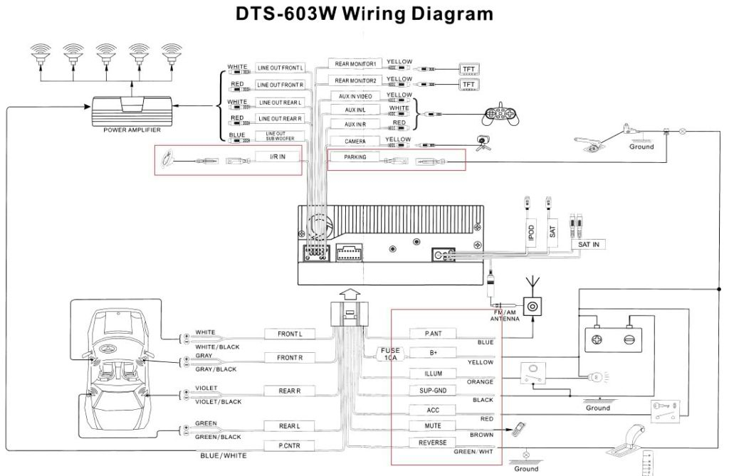 Gmos 04 Wiring Diagram Gallery | Wiring Diagram Sample