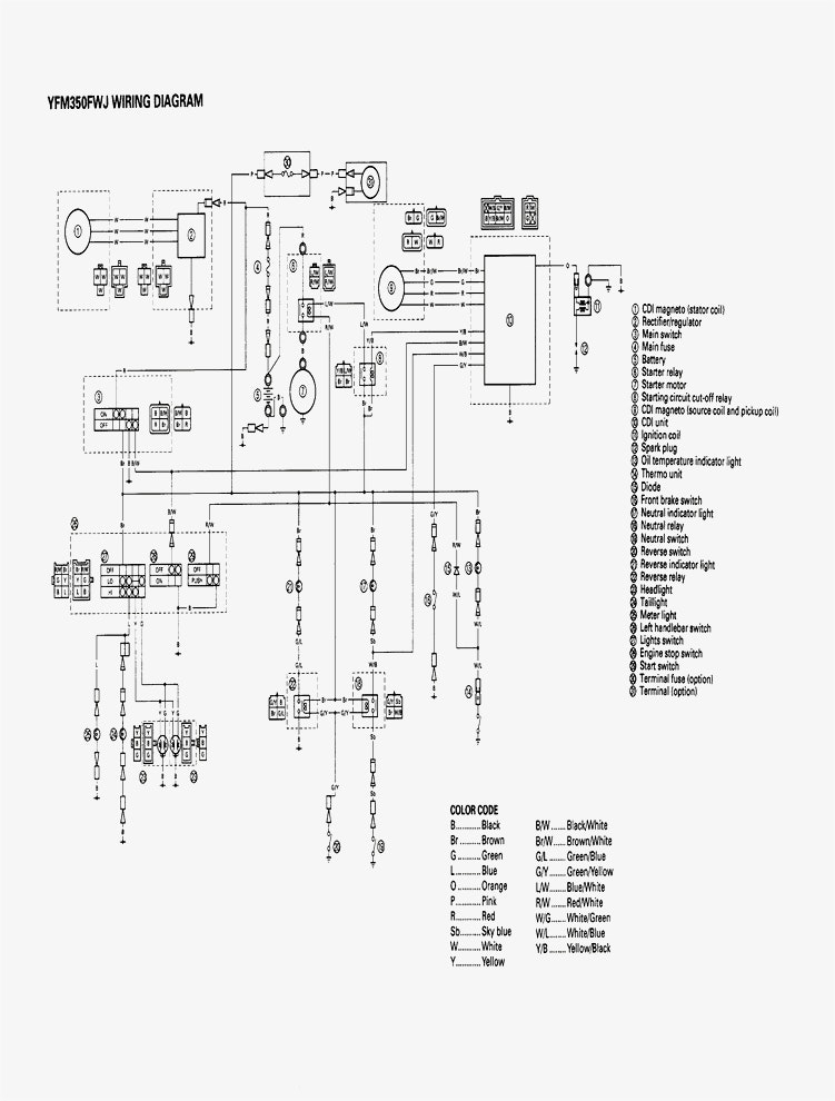 gmos lan 02 wiring diagram Download-Gmos Lan 02 Wiring Diagram Fresh 2000 Grizzly 600 Wiring Diagrams Wiring Library • Woofit 13-l