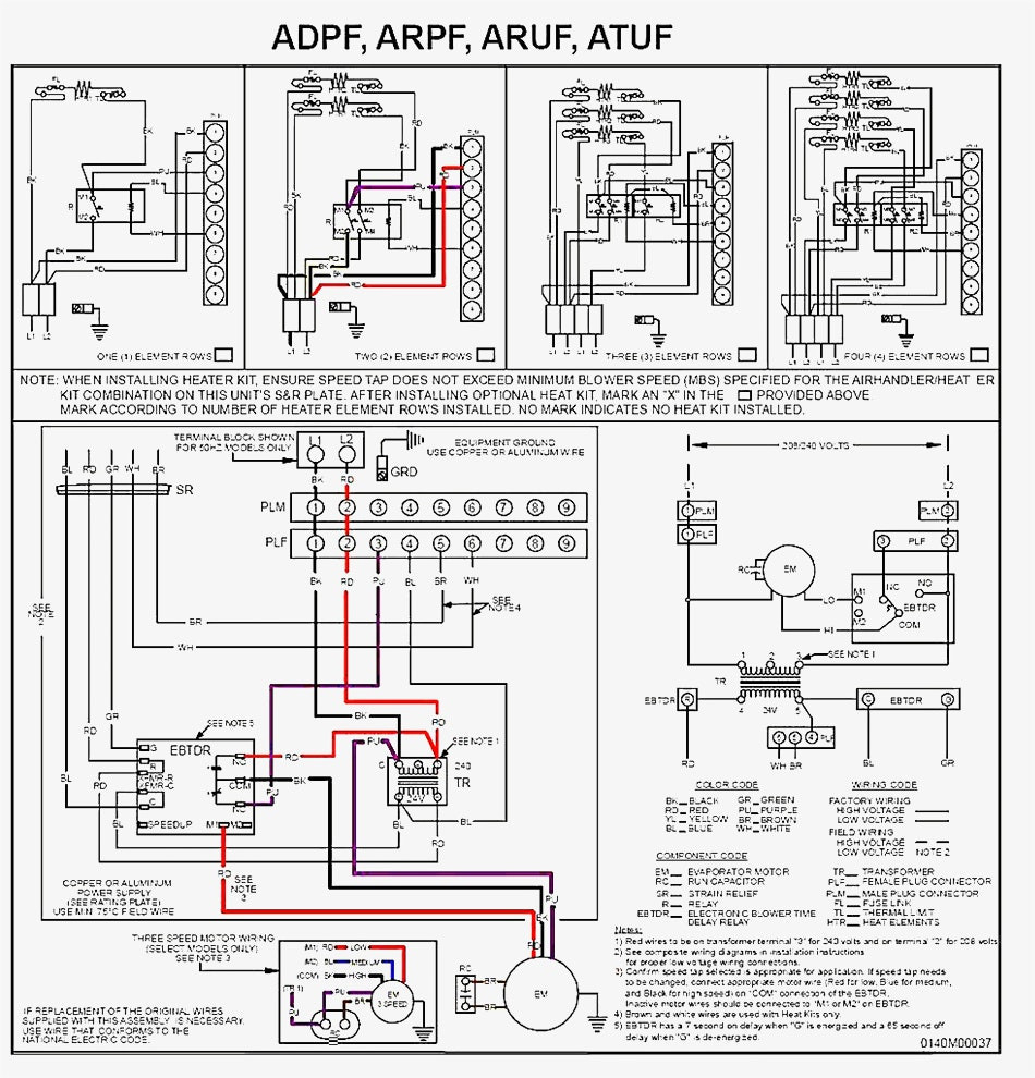 goodman aruf air handler wiring diagram sample wiring diagram sample rh  faceitsalon com