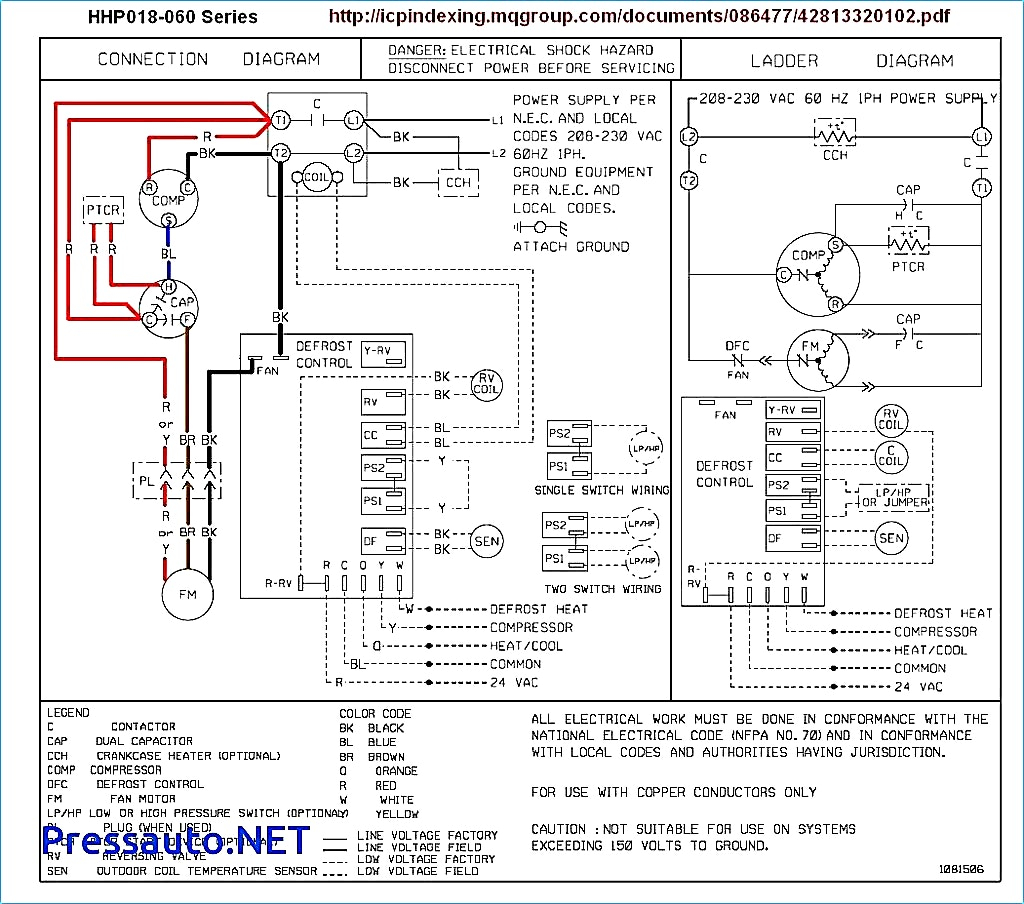 Goodman Manufacturing Wiring Diagrams Pcb1502454