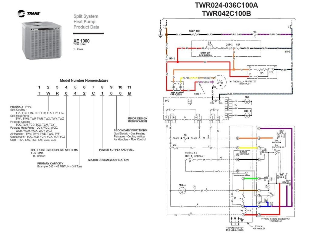 Thermostat Wiring Diagram For Goodman Heat Pump. . Wiring ... on
