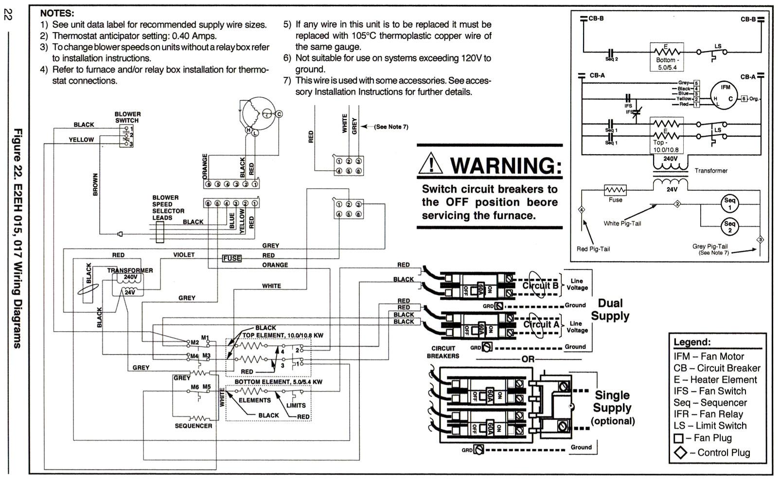 on a24 10 goodman wiring diagram