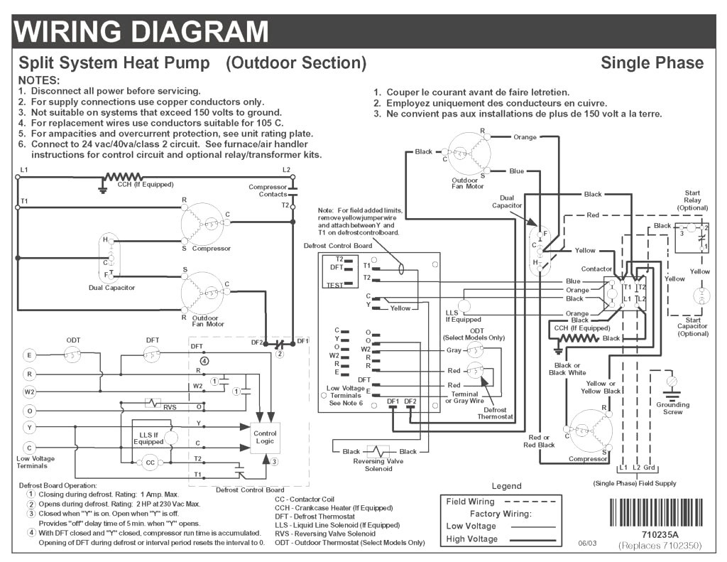 Goodman Hkr 10 Wiring Diagram Collection Sample Single Schematic Download Charming Simple 6