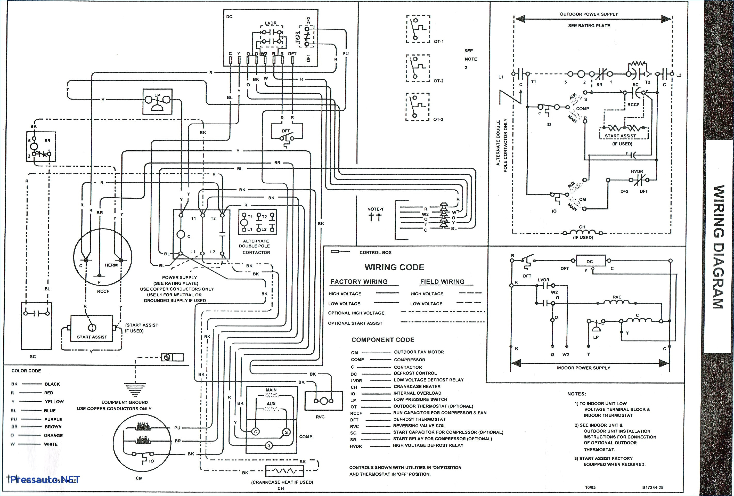 Goodman Hkr 10 Wiring Diagram Collection Sample T Bucket Schematic Download Furnace B2network Co 2