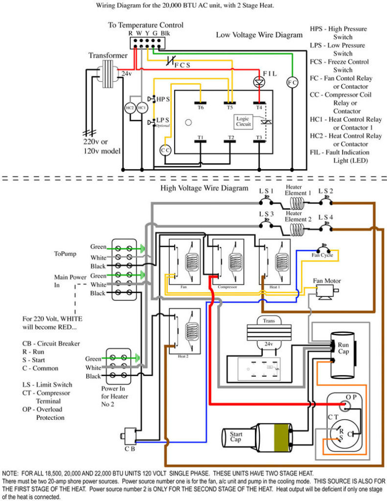 goodman hkr 10 wiring diagram Collection-Intertherm Heat Pump Wiring Diagram Ruud Extraordinary American For Goodman 18-i