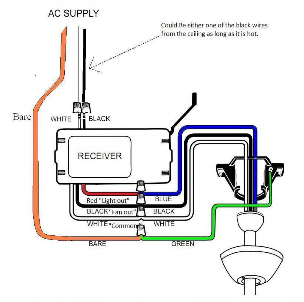 Harbor Breeze Ceiling Fan Wiring Diagram Download | Wiring Diagram ...