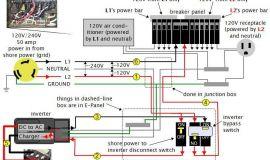 Heartland Rv Wiring Diagram - Rv Dc Volt Circuit Breaker Wiring Diagram 11r