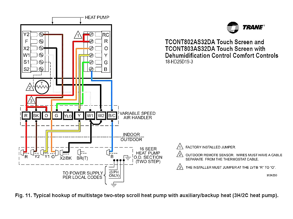 heat pump wiring diagram schematic Collection-Heat Pump Wiring Diagram Marvelous Model Carrier Instruction Adorable Schematic 3-s