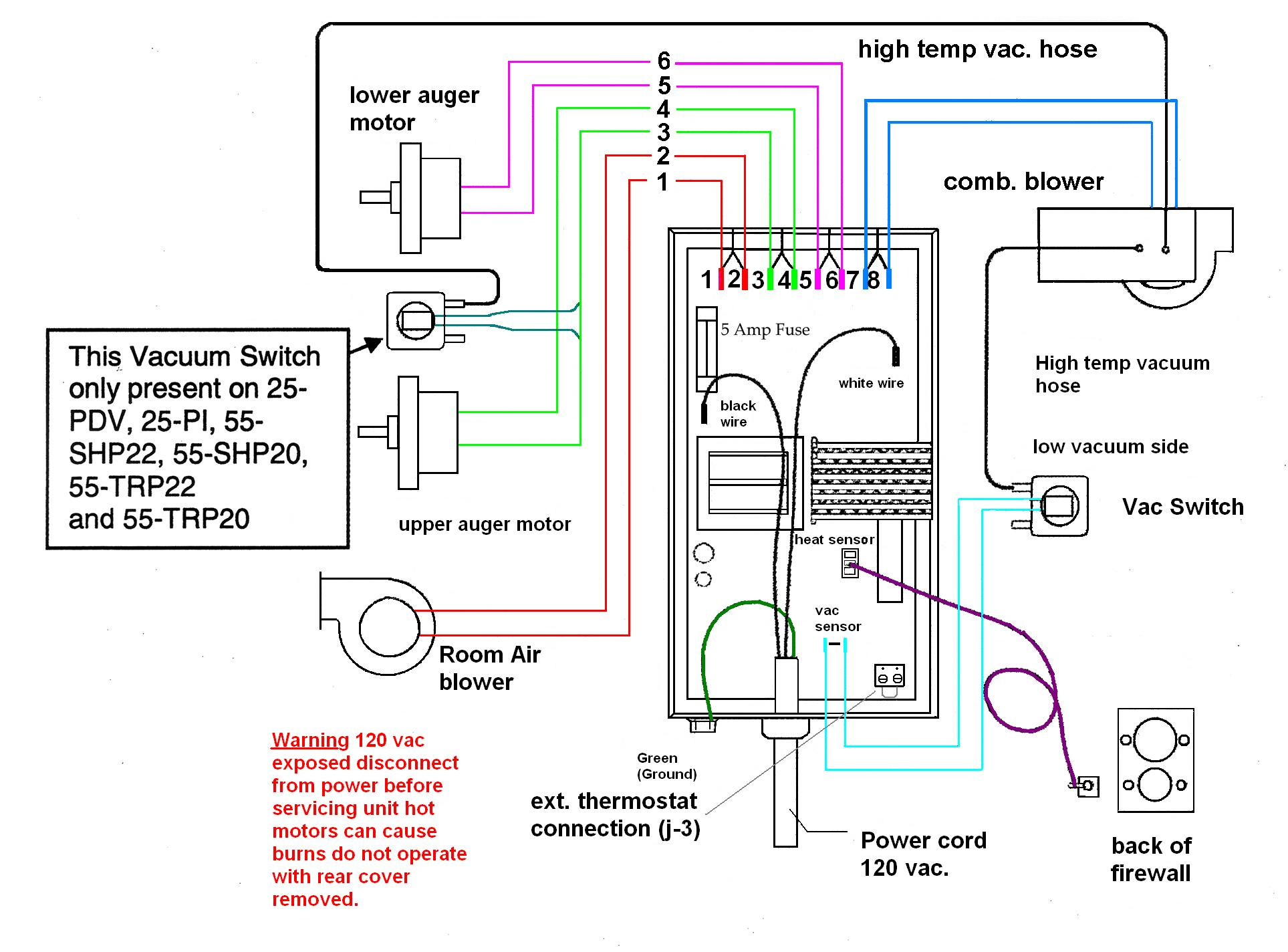 Voltmeter Wiring Diagram Switch Schematic Diagrams Selector 6 Heat Stove Diy Enthusiasts U2022 12 Volt Amp Gauge