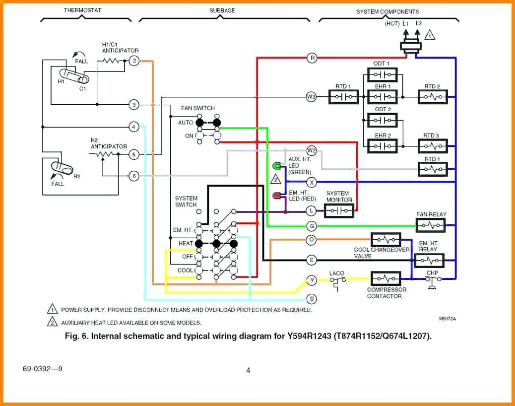 heat trace wiring diagram Download-Heat Trace Wiring Diagram Unique Honeywell S Plan Central Heating Wiring Diagram Plus with 17-e