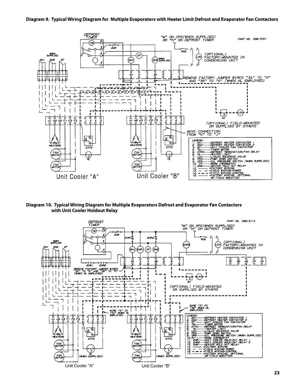 Freezer Evaporator Coil Wiring Diagram - Wiring Diagrams on