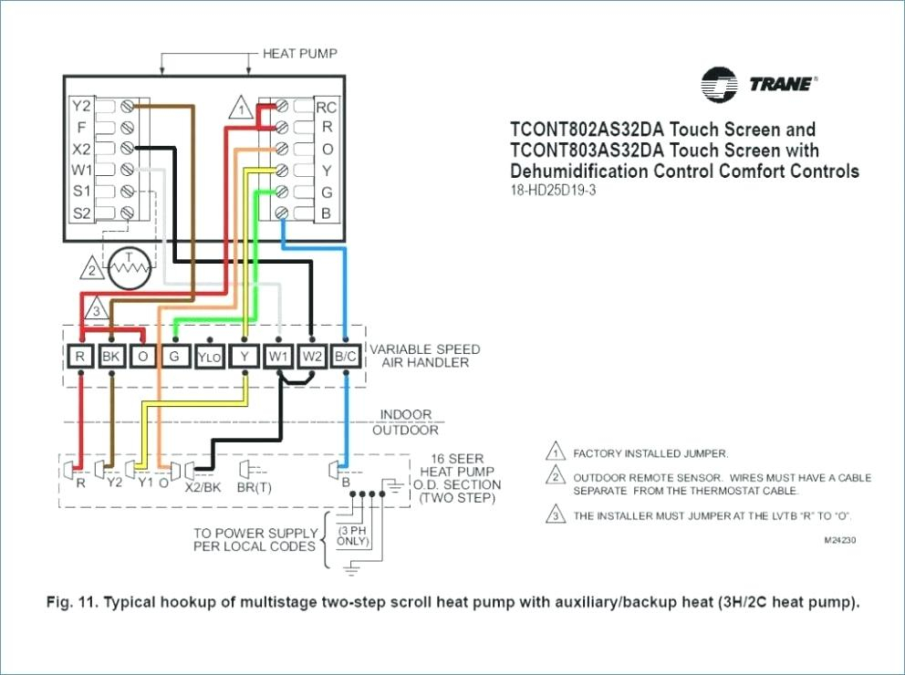 heater blower motor wiring diagram Collection-bryant furnace blower motor wiring diagram thermostat with 11-o