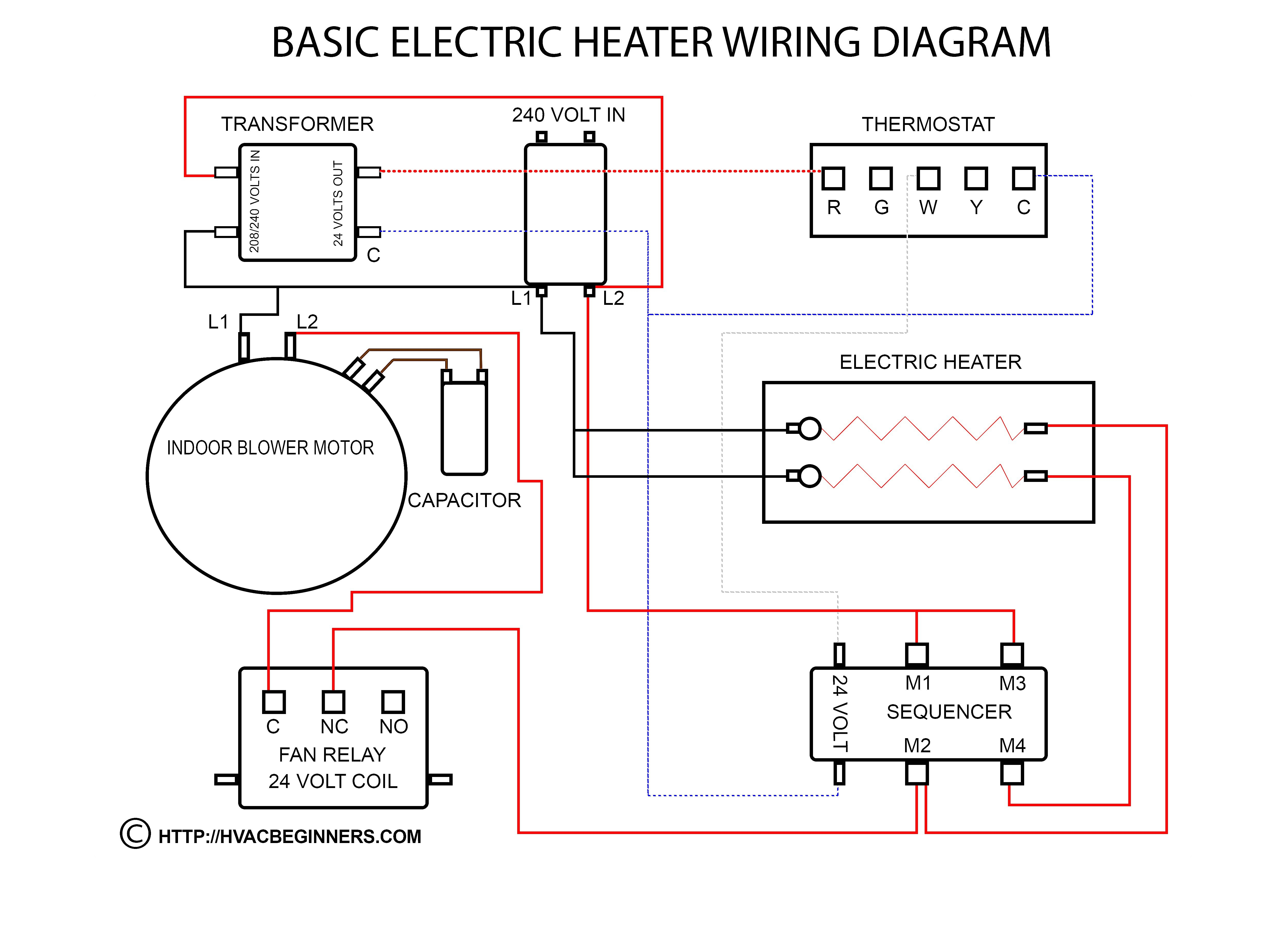 heating and cooling thermostat wiring diagram Download-Furnace Thermostat Wiring Diagram 19-p