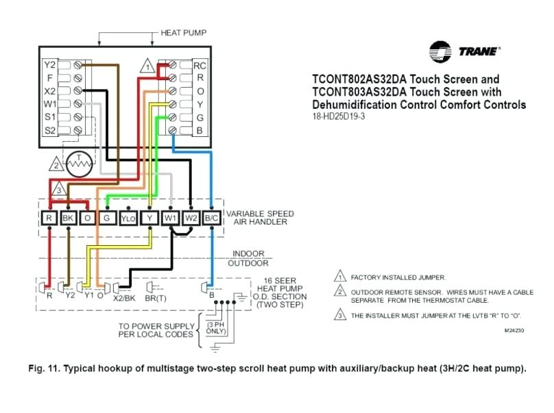 heating and cooling thermostat wiring diagram Download-t stat wire thermostat wiring color code lovely wire t stat diagram heat pump infinite wireless 7-b