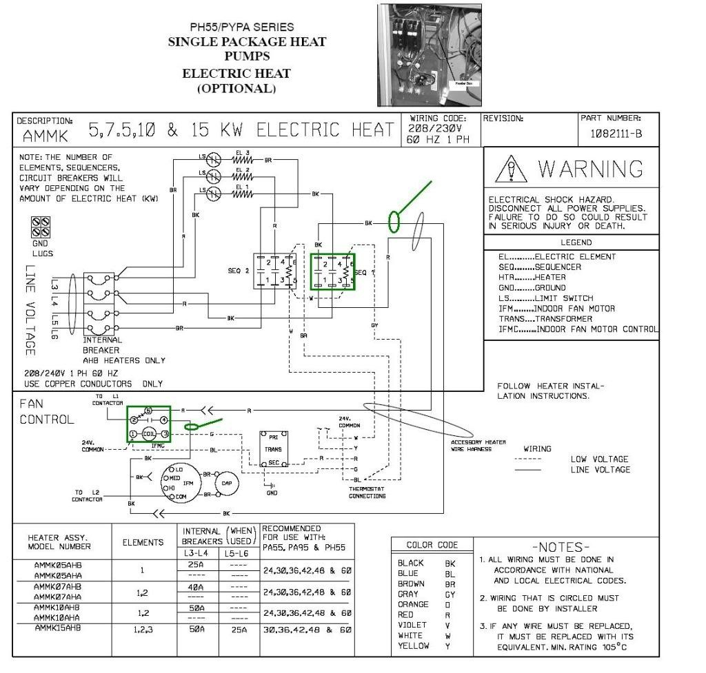 heil heat pump air handler wiring diagram house wiring diagram rh maxturner co  goodman package heat pump wiring diagram