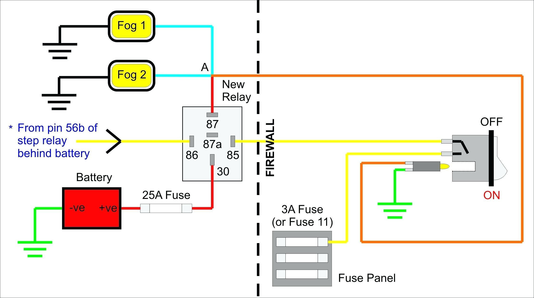 Hid Wiring Diagram With Relay Data Diagrams