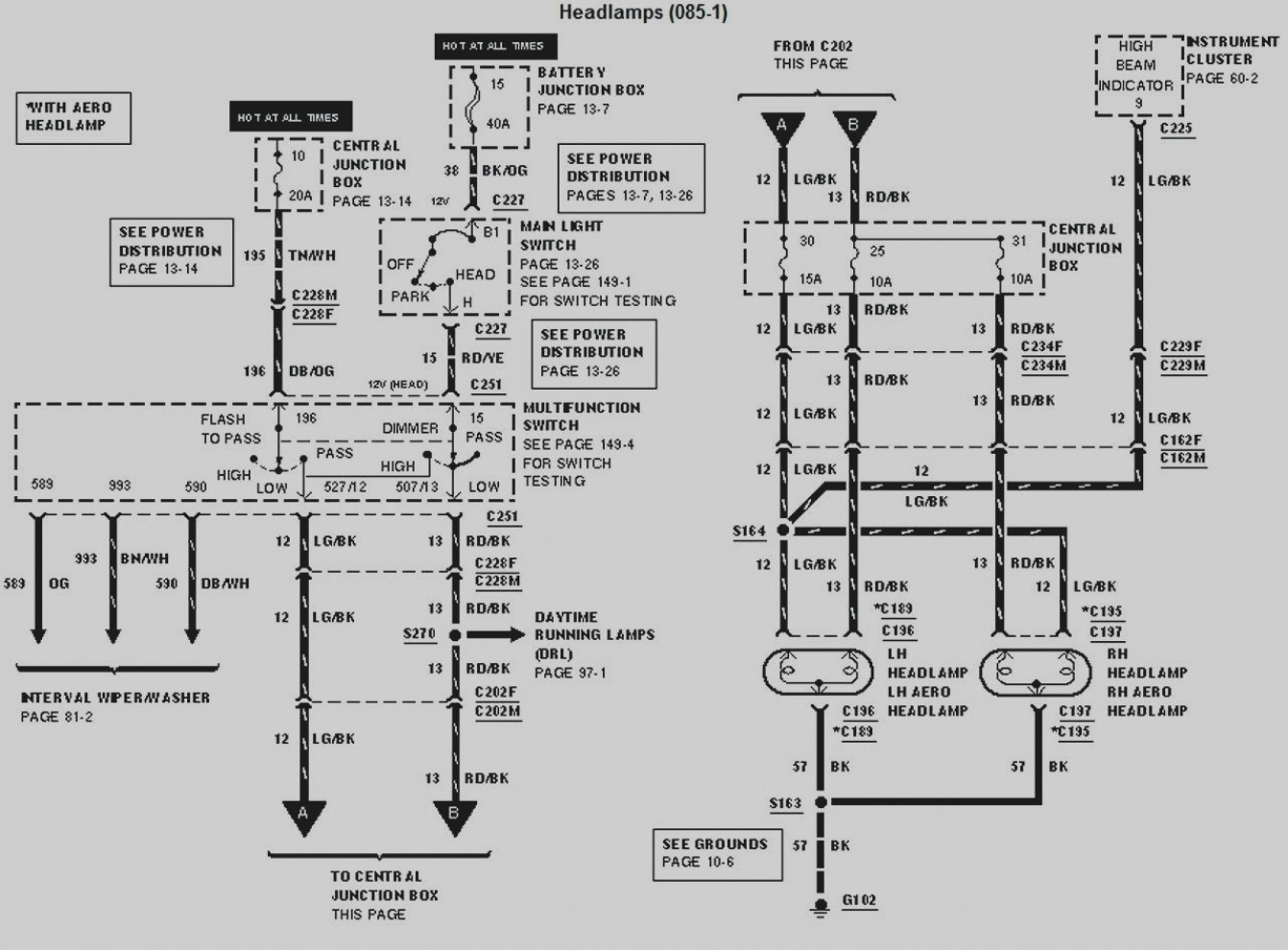 WRG7489     Wire       Diagram    2002    F53