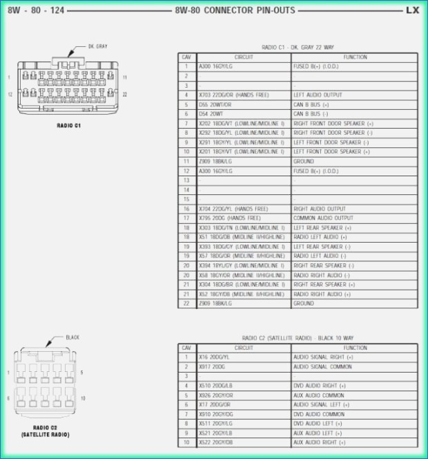 Infinty Amp Wiring Diagram 2002 Chrysler Sebring Trusted 2008 1999 Speaker Wire Diagrams: 2012 Chrysler 300 Radio Wiring Diagram At Anocheocurrio.co