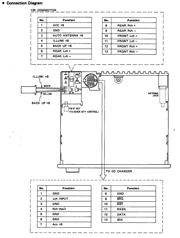 home speaker wiring diagram Download-Nissan navara d40 radio wiring diagram 9-s