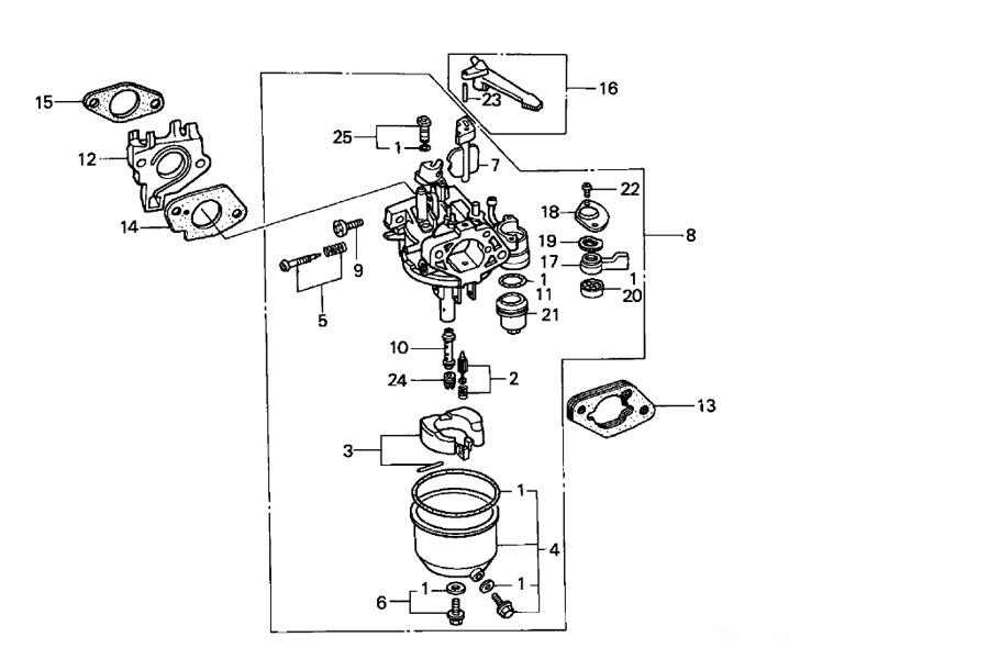 honda gx160 electric start wiring diagram Download-Honda Gx160 Parts Diagram Fresh Honda Gx120 Carb Kit Pdf Cover 6-b