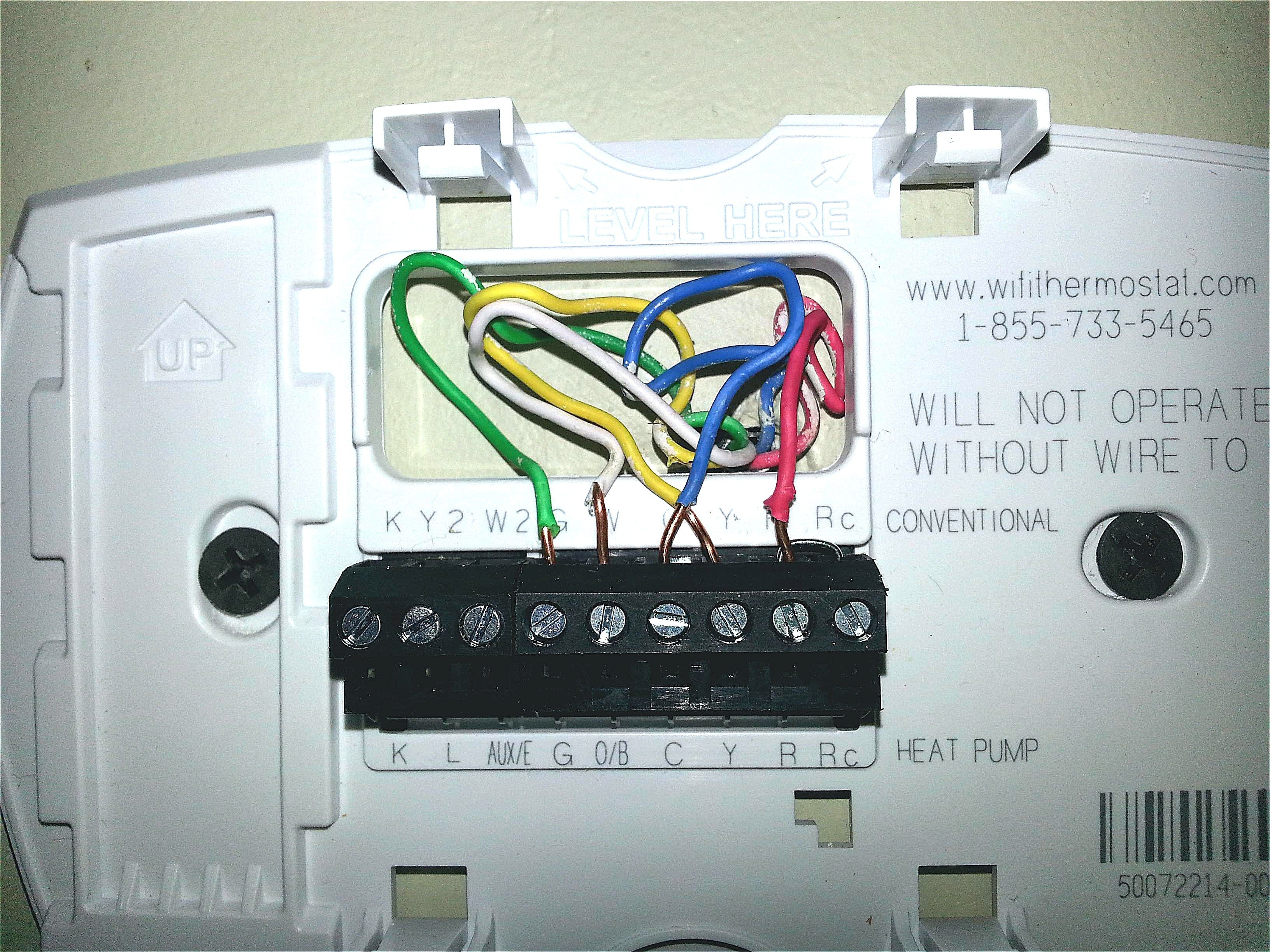 honeywell chronotherm iv plus wiring diagram Collection-Wiring Diagram Honeywell Heat Pump Thermostat Best Throughout 9-c