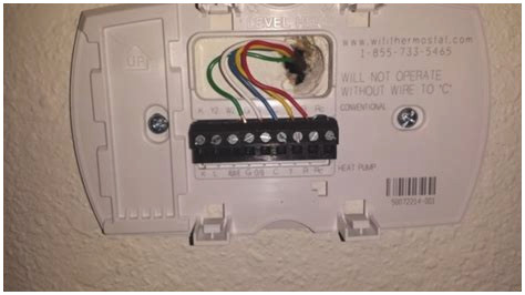 honeywell digital thermostat wiring diagram Download-Honeywell Non Programmable thermostat Wiring Awesome Honeywell thermostat Rth221b1021 Wiring Diagram Buildabiz Me Simple 16-a